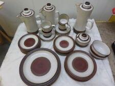 Dinner Services 1980-Now Date Range Denby, Langley & Lovatt Pottery