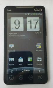 HTC Evo 4G PC36100 Sprint Black - Free shipping