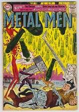 L8293: Metal Men #1, Vol 1, VG/F Condition