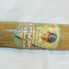 Louisville Slugger Little League Decal Baseball Bat Ted Williams