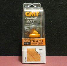 CMT Orange Tools - 744.287.11 - Roman MODANATURA punta router (6mm) albero cuscinetto con