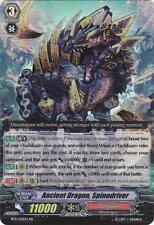 CARDFIGHT!! VANGUARD ANCIENT DRAGON SPINODRIVER FOIL DOUBLE RARE BT11/012EN RR