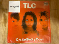 """TLC - CrazySexyCool (LP, 12"""" Vinyl Album)"""