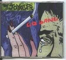 the joykiller - go bang cd single