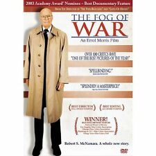The Fog of War - Eleven Lessons from the life of Robert S. McNamara DVD, Robert
