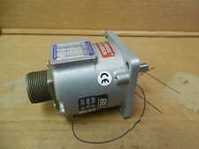 "BEI Industrial Encoder XH25D-SS-1200-ABZC-28V/V-EM18 3/8"" Shaft Dia New"