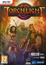 TORCHLIGHT - PC GAME *** Brand New & Sealed ***