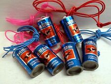 10 Eveready Battery Necklace Charms Vending Machine Toy