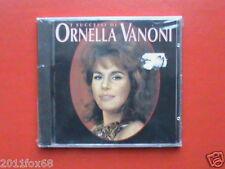 cds ornella vanoni i successi di ornella vanoni senza fine ricorda raro cd 1994