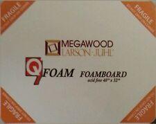 Foam Board  ACID FREE  5mm  32 x 40 inch Box 25 sheets
