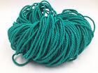 5-100m Metallic green Twisted Cord Trim Rope Cord Trim 3mm