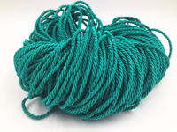 5-10m Metallic green Twisted Cord Trim Rope Cord Trim 3mm