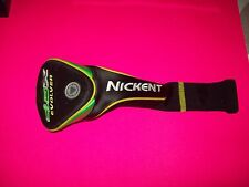Nickent 4DX Evolver Driver Head cover
