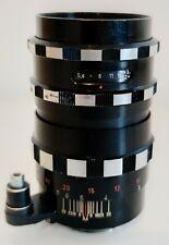 A. Schacht Ulm Travenar 135mm 1:3,5 R für Exakta Exa
