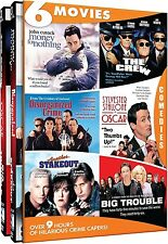Crime Capers 6 Movie Set 0683904891549 With Sylvester Stallone DVD Region 1