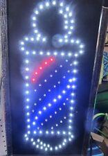 Barber Shop Pole Neon Led,Business,Store,Hair Salon,Beauty Salon Sign Display