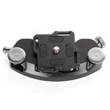 Belt Strap Quick Release Mount Buckle Hanger Clip Adapter For DSLR GoPro Camera