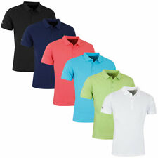 Callaway Golf Mens Cotton Pique Opti-Dri Polo Shirt 49% OFF RRP
