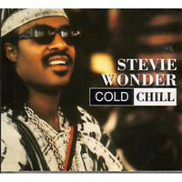 ☆ MAXI CD Stevie WONDER Cold chill - French promo 1-t ☆