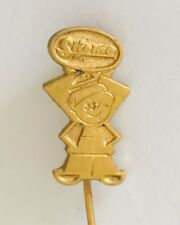 Sljeme Little Boy Brand Yugoslavia Small Lapel Pin Badge Rare Vintage (J4)