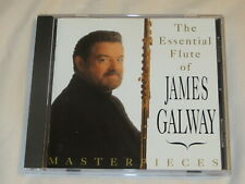 JAMES GALWAY Masterpieces: The Essential Flute Of James Galway (CD 1993)