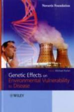 Genetic Effects on Environmental Vulnerability to Disease: State of the Art and