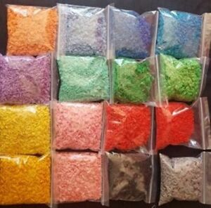 COLOURED RICE CHILDMINDER/EARLY YEARS/SENSORY PLAY