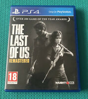 The Last of Us: Remastered - PlayStation 4 - PS4