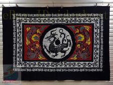 Chinese Art Wall Hanging Batik Tapestry-East Guardian God:Azure Dragon 120x160cm