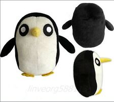 "Hot 6"" Gunter Plush Toy Adventure Time with Finn and Jake Kids Stuffed Toy AAA1"