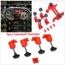 5Pcs Engine Dual Cam Camshaft Tool Timing Sprocket Gear Lock Camshaft Tools Kits