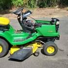 John Deere X 300 Lawn Tractor 680 hours Riding Lawn Mower