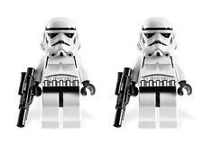 LEGO Star Wars Imperial Stormtrooper x2 Star Destroyer 10188 7667 7659