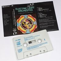ELECTRIC LIGHT ORCHESTRA A NEW WORLD RECORD 1976 CASSETTE TAPE ALBUM POP