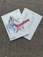 Brighton & Hove Albion v Manchester City Programme 11/7/20! READY TO DISPATCH!!