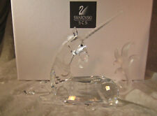 "Swarovski SCS Members Only Fabulous Creatures ""The Unicorn""  1996 MIB"