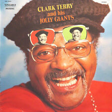 CLARK TERRY And His Jolly Giants Fr Press Vanguard VSD 23021 LP