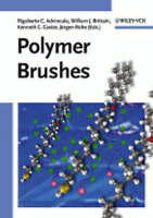 Polymer Brushes: Synthesis, Characterization, Ap, , New