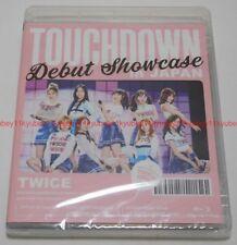 New TWICE DEBUT SHOWCASE Touchdown in JAPAN Blu-ray WPXL-90163 4943674273553