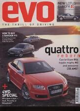EVO MAGAZINE - February 2006
