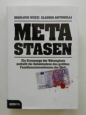 Metastasen Gianluigi Nuzzi Claudio Antonelli Ndrangheta Geheimnisse