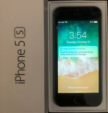 Apple iPhone 5s - 64GB - Space Gray (Unlocked) A1533 (GSM)