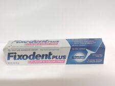 Fixodent TrueFeel Denture Adhesive Cream, 2 oz - Flavor & Color Free