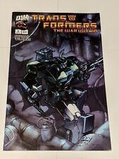 Transformers War Within #2 November 2003 Dreamwave Comics