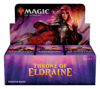 MAGIC THE GATHERING - THRONE OF ELDRAINE - BOOSTER BOX-BRAND NEW /SEALED