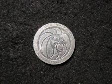 1979 $1 MGM Grand Casino Las Vegas Slot Token Vintage Gambling Coin Game Money