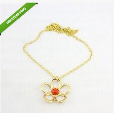 Mami Flower Symbol Necklace Necklaces Fashion Puella Magie Madoka Magica Tomoe