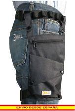 Bolsa Pernera para moto biker, bolsa de pierna motorista, leg bag