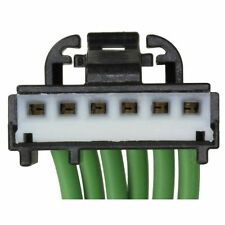Instrument Panel Dimmer Switch Connector Wells 1853