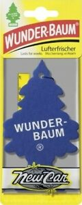 WUNDER-BAUM Trees Air Freshener Office Home Fragrance Mirror Hang FREE SHIPPING